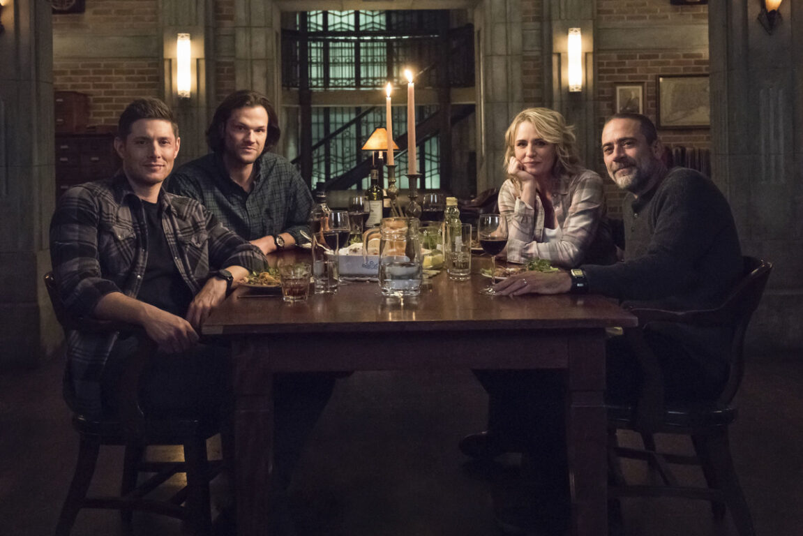 Winchester Family Reunion on Supernatural