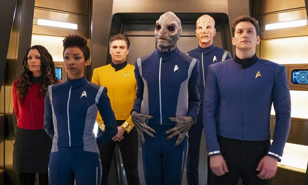 STAR TREK: DISCOVERY Gains a Third Season and New Showrunner