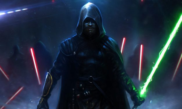 STAR WARS JEDI: FALLEN ORDER First Look Coming in April