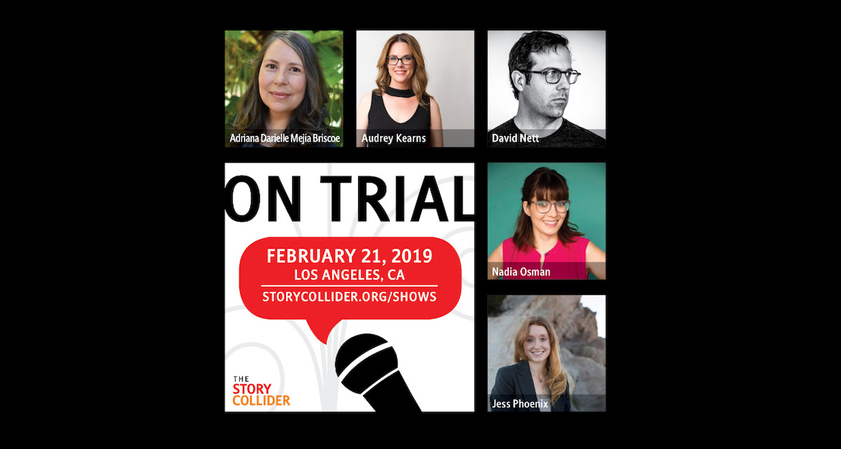 Story Collider Returns to Los Angeles February 21st with More Science and Storytelling Fun
