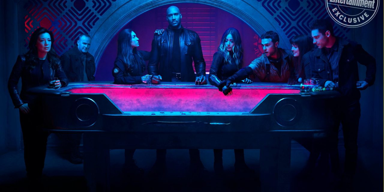 AGENTS OF SHIELD Drops Clues to Season 6 in New Promo Poster