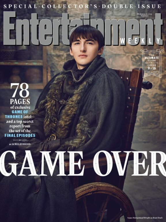 Bran Stark on Game of Thrones