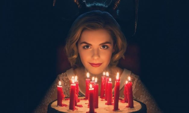 Being Wicked Never Felt So Good in CHILLING ADVENTURES OF SABRINA PART 2 Trailer