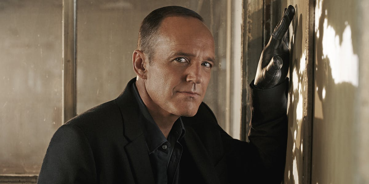 AGENTS OF S.H.I.E.L.D. Character Posters Reveals New Character
