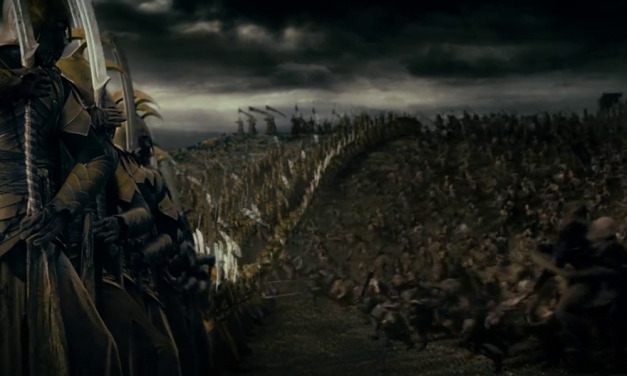 Amazon's LORD OF THE RINGS Series Set During Second Age