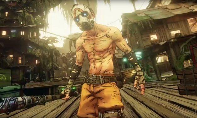 Gearbox Officially Announces BORDERLANDS 3