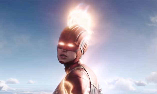Get Ready to Soar with These CAPTAIN MARVEL TV Spots