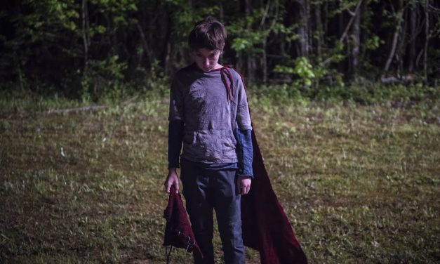 That's No Superman in James Gunn's BRIGHTBURN Trailer