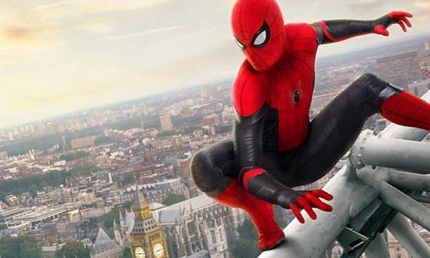 Tom Holland Reveals 3 New SPIDER-MAN: FAR FROM HOME Posters