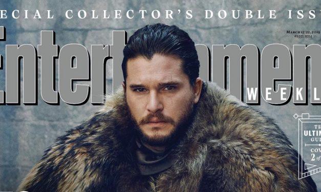 EW Reveals 16 GAME OF THRONES Season 8 Cover Photos