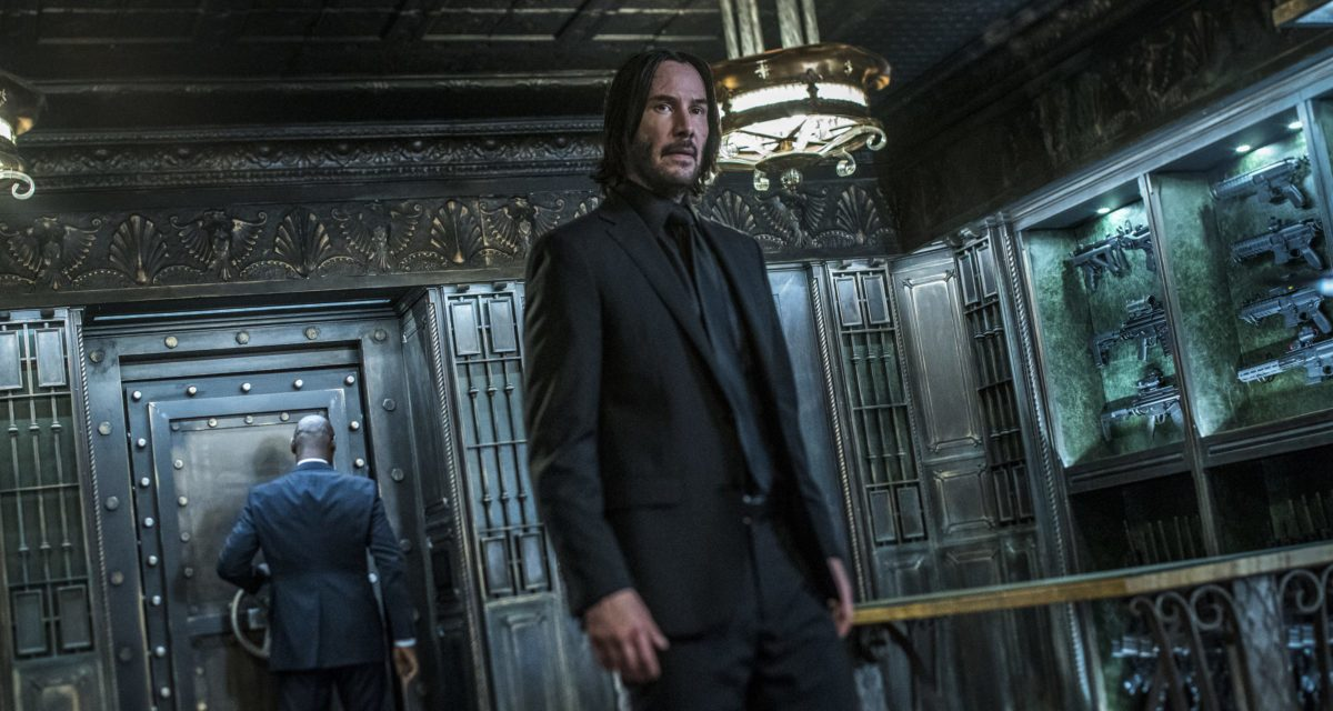 JOHN WICK Chapter 4 Coming in 2021