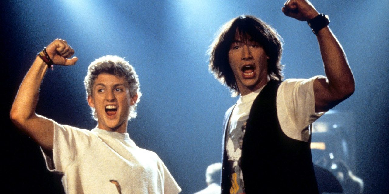 BILL & TED Will Make a Most Bodacious Return in 2020!