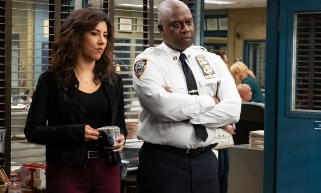 BROOKLYN NINE-NINE Recap: (S06E11) The Therapist
