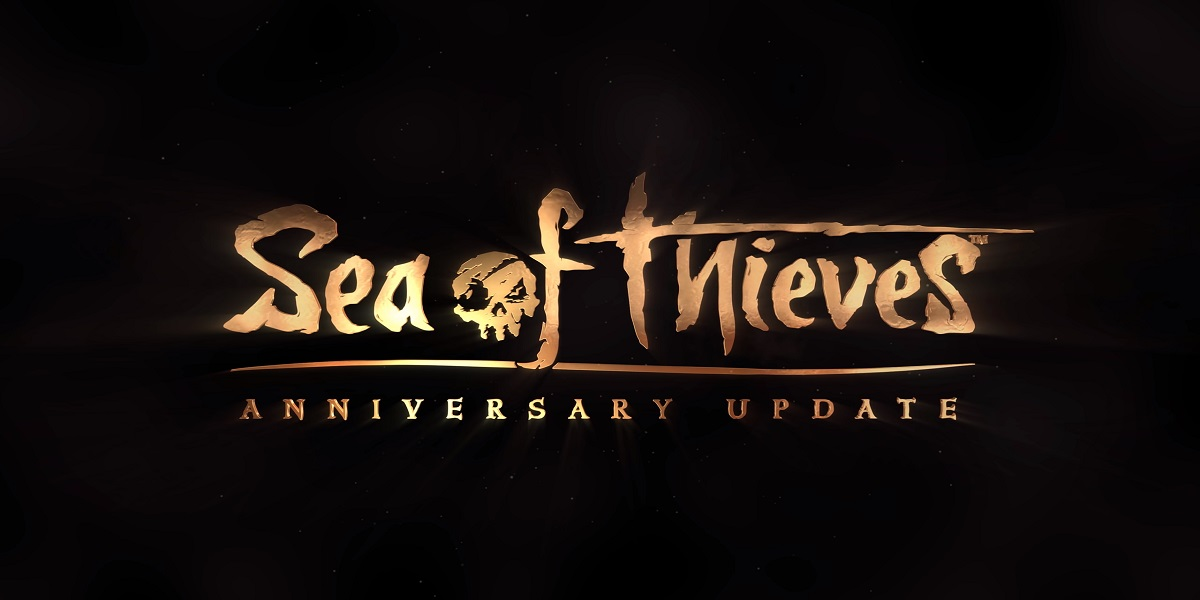 SEA OF THIEVES Announces Upcoming Anniversary Update
