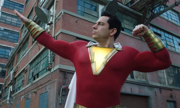DC FANDOME: SHAZAM! Panel Reveals Title of Sequel