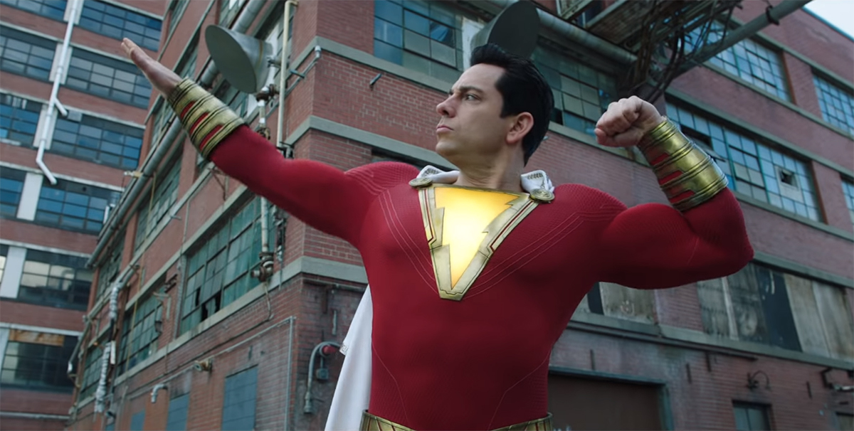 SHAZAM! Unleashes His Powers In New Trailer