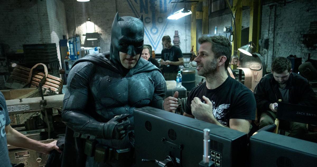 Zack Snyder Comments on Batman Killing in BATMAN V SUPERMAN