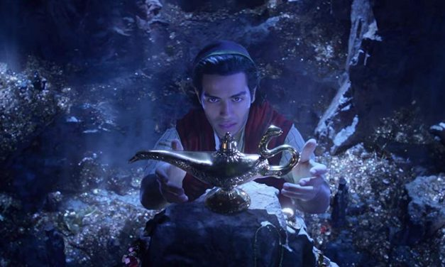 A Whole New World, New Poster and New Trailer for Disney's ALADDIN