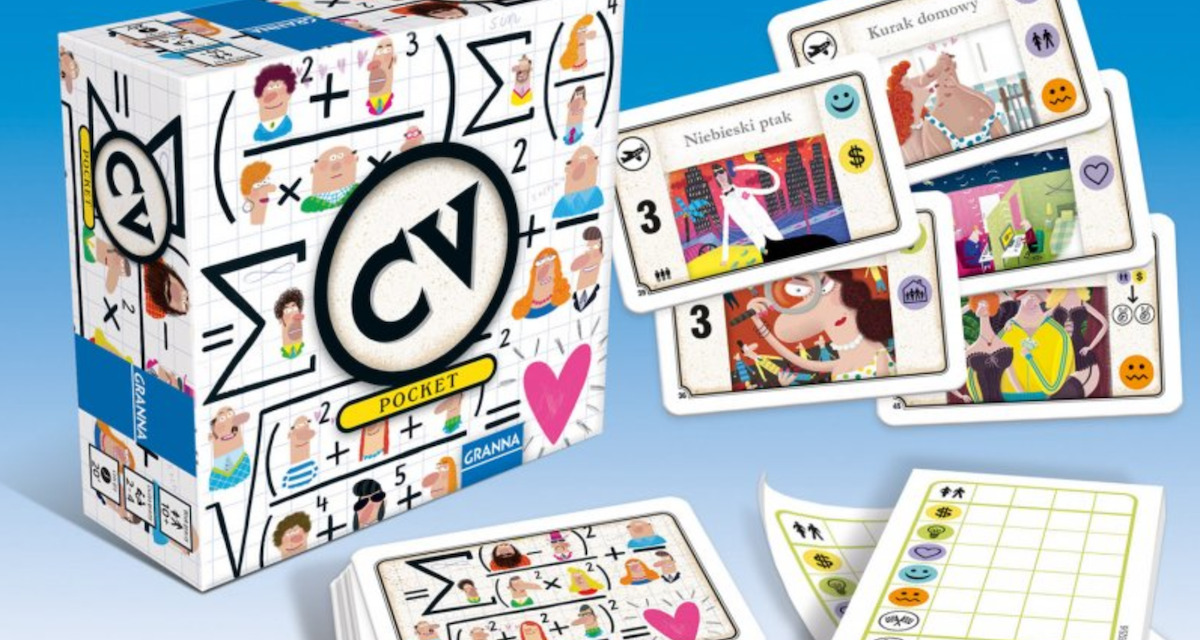 CV POCKET – The Game of Life in 20 Minutes