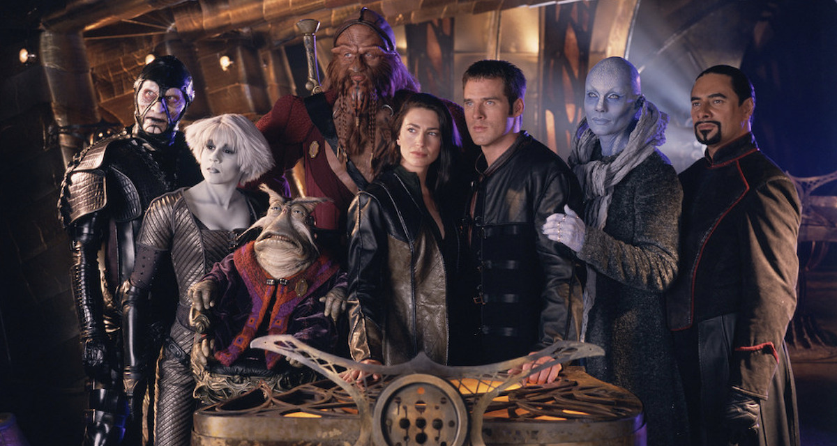 Entire FARSCAPE Series Is Starbursting to Amazon Prime