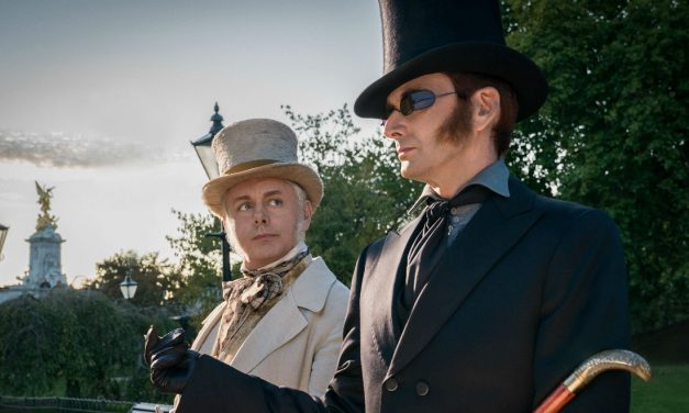 The End Is Nigh in the First Trailer for Amazon's GOOD OMENS