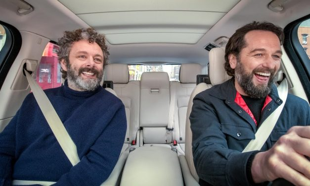 Michael Sheen and Matthew Rhys Team Up for a Wonderfully Welsh CARPOOL KARAOKE