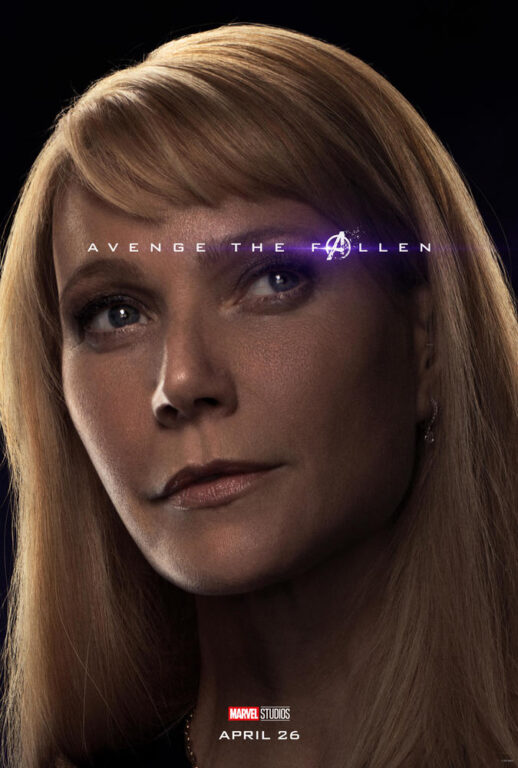 Gwyneth Paltrow as Pepper Potts in Avengers: Endgame