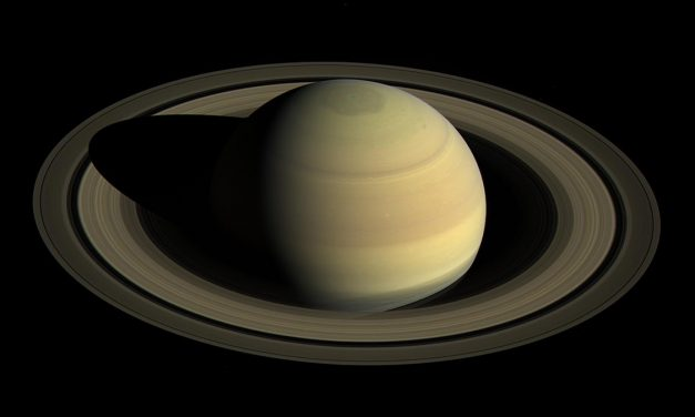 NASA's Cassini Reveals Saturn's Secrets From the Grave