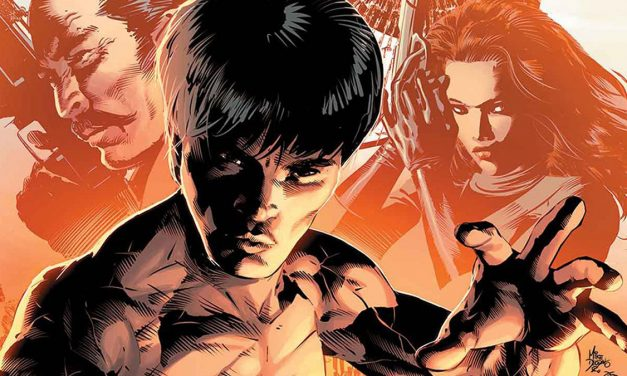 Marvel's First Asian-Led Film SHANG-CHI Finds Director