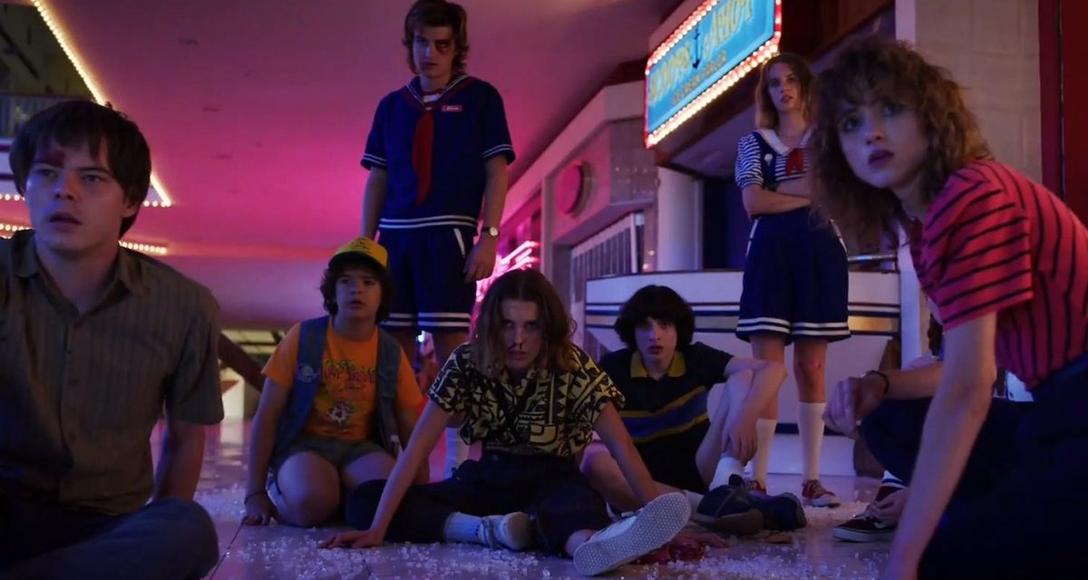 STRANGER THINGS 3 Trailer Teases a Summer to Remember