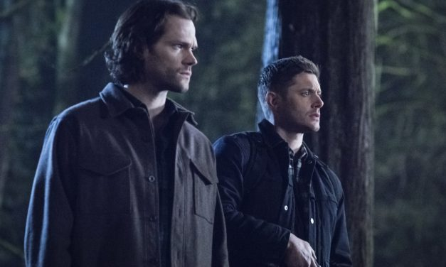 SUPERNATURAL Recap: (S14E16) Don't Go in the Woods