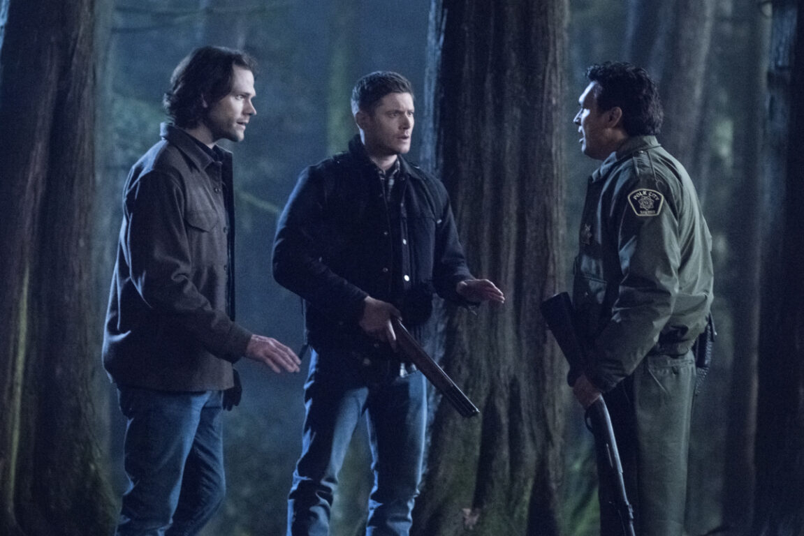 """Supernatural -- """"Don't Go in the Woods"""""""