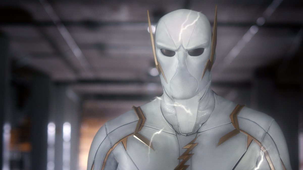 "The Flash -- ""Godspeed"" -"