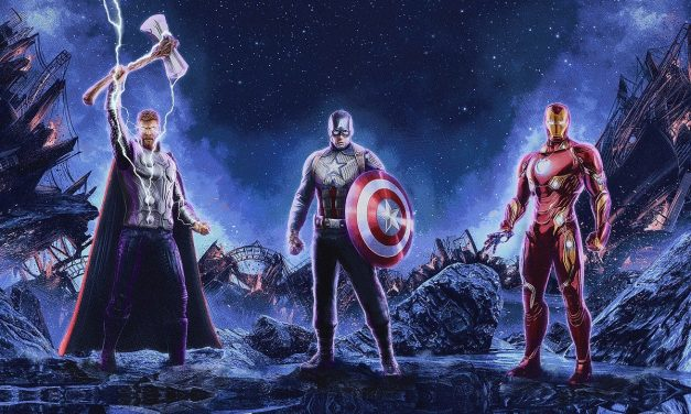 Check Out These Awesome AVENGERS: ENDGAME Movie Posters