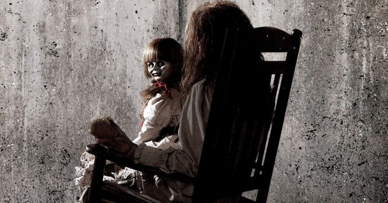 ANNABELLE COMES HOME This Summer