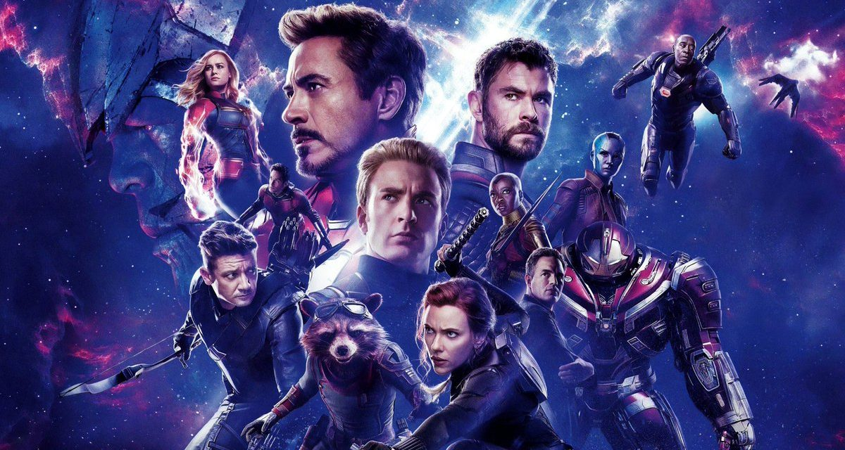 Marvel Releases Three New AVENGERS: ENDGAME Posters