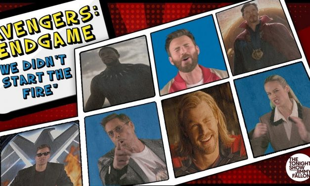 "AVENGERS: ENDGAME Cast Sings the MCU Recap in ""We Didn't Start the Fire"""