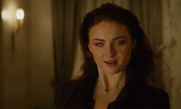 DARK PHOENIX Spot Shows Jean Unleashing Her Dark Side