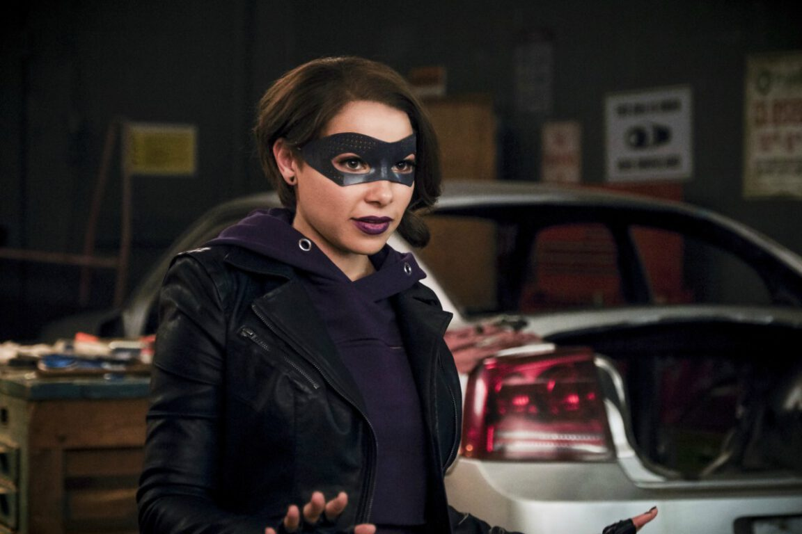 "Jessica Parker Kennedy as Nora in The Flash, ""Gone Rogue"""