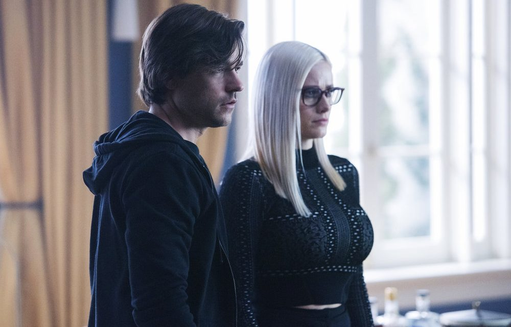 THE MAGICIANS Recap: (S04E12) The Secret Sea