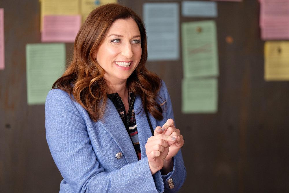 Still of Chelsea Peretti as Gina Linetti.