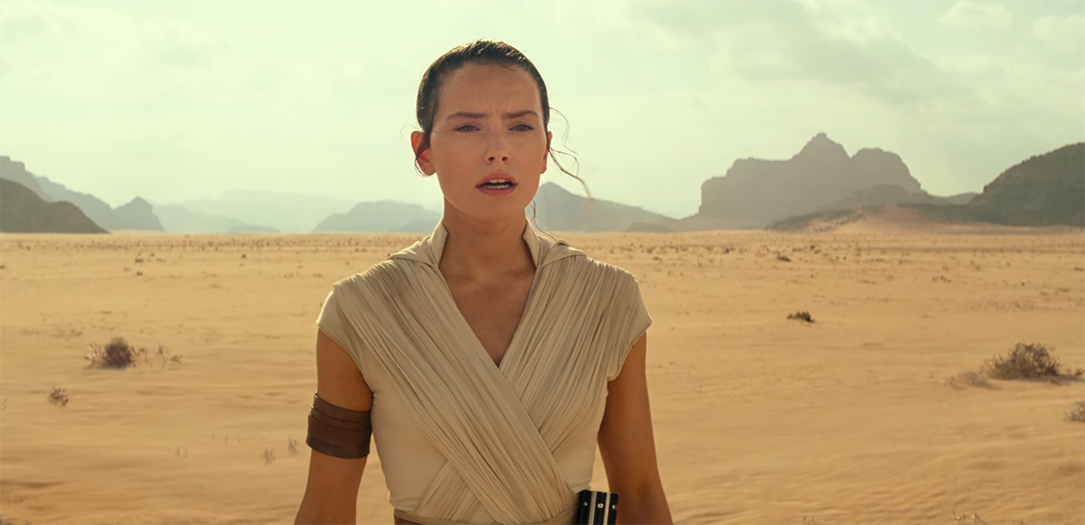 SWCC 2019: STAR WARS: EPISODE IX Trailer Gives Us All the Feels