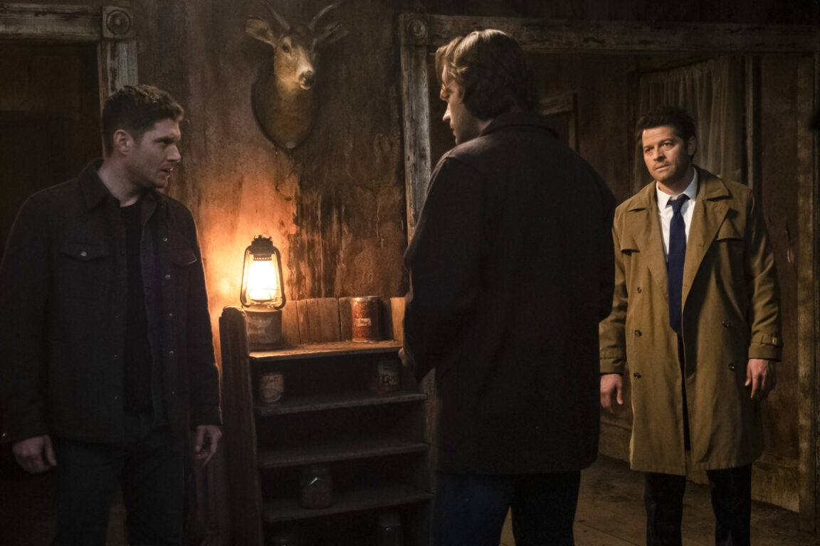 "The Winchesters and Castiel make plans to find Jack on Supernatural, ""Absence"""