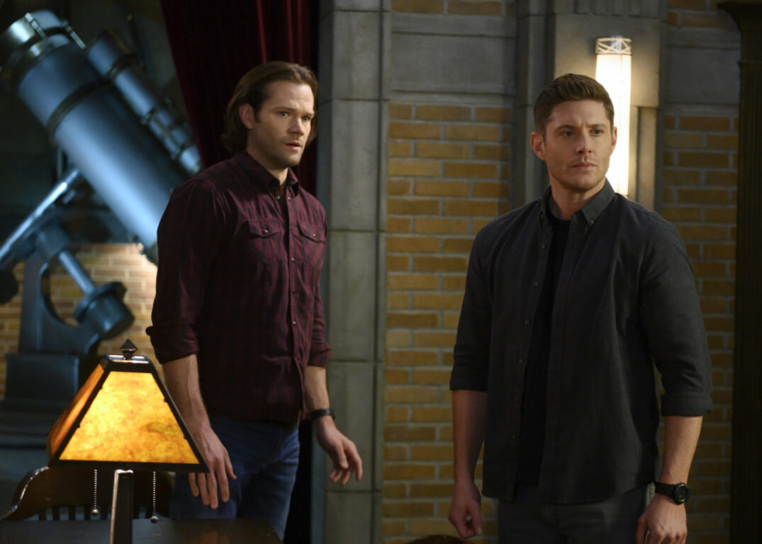 Sam and Dean worry about Jack in Supernatural, Jack in the Box