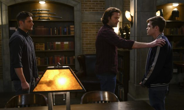 SUPERNATURAL Recap: (S14E19) Jack in the Box
