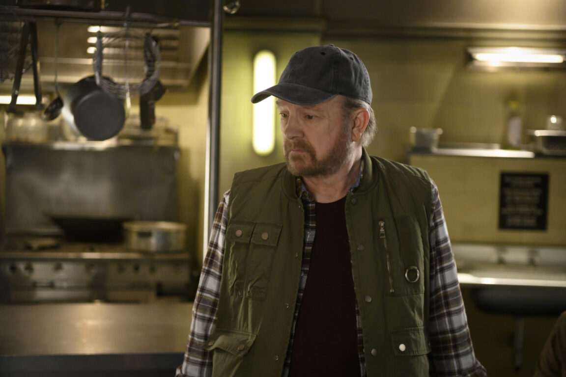 Bobby pays his respects in Supernatural, Jack in the Box