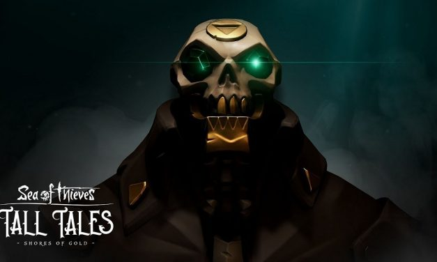 Set Sail for Adventure in the SEA OF THIEVES Tall Tales – Shores of Gold