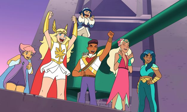 SHE-RA AND THE PRINCESSES OF POWER Season 2 Continues the Power of Friendship