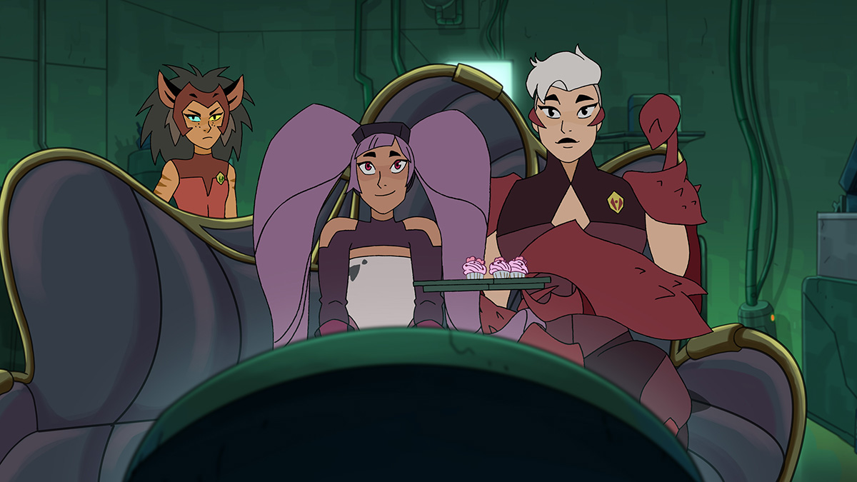 Still Image from She-Ra and the Princesses of Power season 2