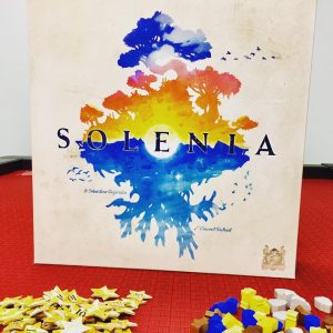 solenia cover and pieces